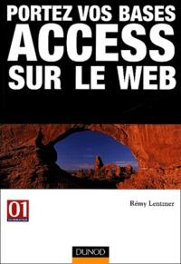 Portez vos bases Access sur le web - Rémy Lentzner | Showmesound.org