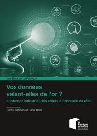 Rémy Mandon et Sonia Bellit - Vos données valent-elles de l'or ? - L'internet industriel des objets à l'épreuve du réel.