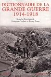 Rémy Porte et François Cochet - Dictionnaire de la Grande Guerre 1914-1918.