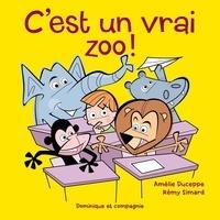 Rémy Simard et Amélie Duceppe - C'est un vrai zoo !.