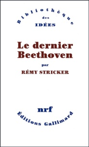 Rémy Stricker - .