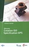 Rénald Vincent - Mémento cotation ISO spécification GPS.