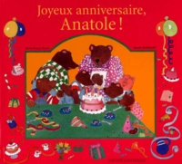 Joyeux Anniversaire Anatole Renate Kosikowski Marie France