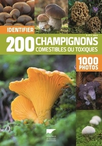 Cjtaboo.be Identifier 200 champignons comestibles ou toxiques en 1 000 photos Image