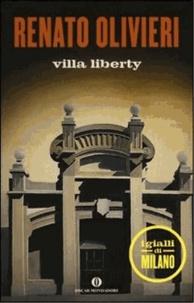 Renato Olivieri - Villa Liberty.