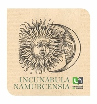 Renaud Adam - Incunabula namurcensia.