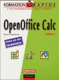 Galabria.be OpenOffice Calc - Tableur Image