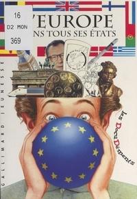 Renaud Alberny et Ariane d'Appollonia - L'Europe dans tous ses États.