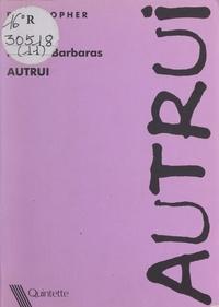 Renaud Barbaras - Autrui.