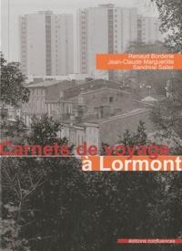 Renaud Borderie et Sandrine Salier - Carnets de voyage à Lormont.