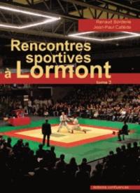 Recontres sportives à Lormont - Tome 3.pdf
