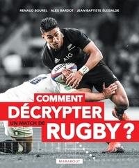 Comment décrypter un match de rugby ? - Renaud Bourel pdf epub