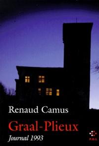 Renaud Camus - Graal-Plieux - Journal 1993.