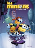 Renaud Collin et  Lapuss' - Les Minions Tome 2 : Evil Panic.