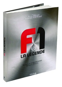 Renaud de Laborderie et Serge Bellu - F1 La légende.