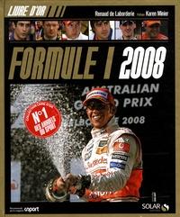 Renaud de Laborderie - Livre d'or de la Formule 1.