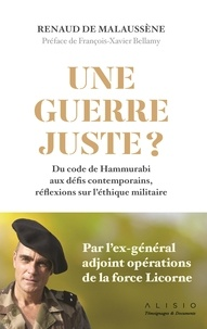 Renaud de Malaussène - Une guerre juste ?.