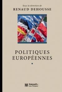 Renaud Dehousse - Politiques européennes.
