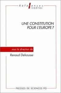 Renaud Dehousse - .