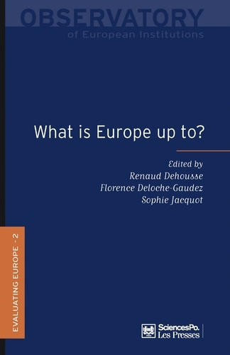 What is Europe up to ?