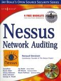 Renaud Deraison et Haroon Meer - Nessus Network Auditing. 1 Cédérom