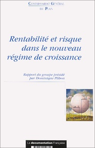 Renaud Du Tertre et Dominique Plihon - .