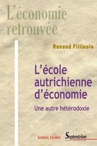 Lécole autrichienne déconomie - Une autre hétérodoxie.pdf