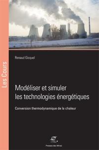 Histoiresdenlire.be Modéliser et simuler les technologies énergétiques - Conversion thermodynamique de la chaleur Image
