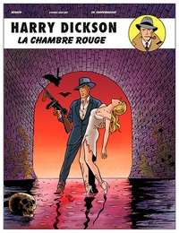 Renaud et Christian Vanderhaeghe - Harry Dickson Tome 12 : La chambre rouge.