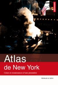 Renaud Le Goix - Atlas de New York.