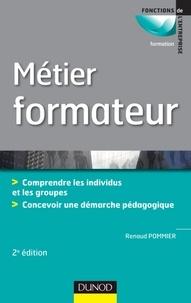 Renaud Pommier - Métier formateur.