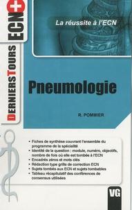 Renaud Pommier - Pneumologie.
