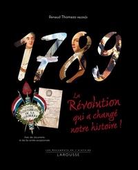 Deedr.fr 1789 - La révolution qui a changé notre histoire! Image