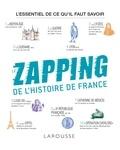 Renaud Thomazo - Le zapping de l'histoire de France.