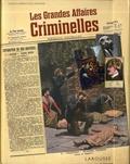 Renaud Thomazo - Les grandes affaires criminelles.