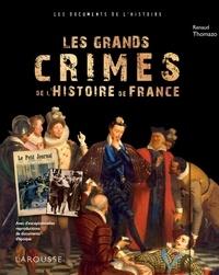 Histoiresdenlire.be Les grands crimes de l'histoire de France Image