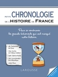 Renaud Thomazo - Petite chronologie de l'Histoire de France.