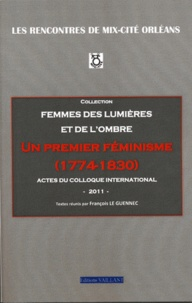 Histoiresdenlire.be Un premier féminisme (1774-1830) Image