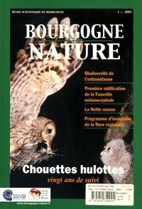 Daniel Sirugue - Bourgogne Nature N° 1/2005 : Chouettes hulottes - Vingt ans de suivi.