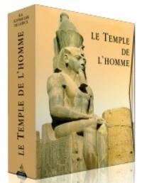 René Adolphe Schwaller de Lubicz - Le temple de l'homme - Coffret en 2 volumes.