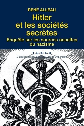 Hitler et les sociétés secrètes - Format ePub - 9791021005372 - 9,99 €