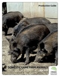 René Aubé et Daniel Boyaud - Domestic Game Farm Animals - Wild Boar.