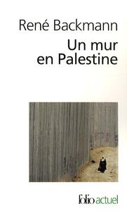 Deedr.fr Un mur en Palestine Image
