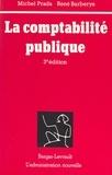 René Barberye et  Prada - La Comptabilité publique.