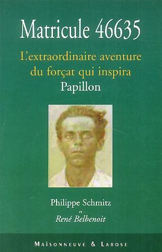 René Belbenoit et Philippe Schmitz - .