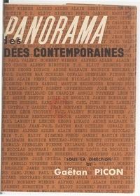 René Bertelé et Gaston Bouthoul - Panorama des idées contemporaines.