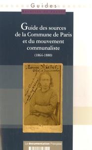 Guide des sources de la commune de Paris et le mouvement communaliste - Tome 1: île de France.pdf