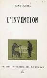 René Boirel et Jean Lacroix - L'invention.