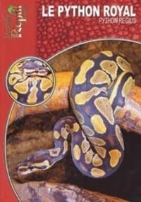 Costituentedelleidee.it Le python royal - Python Regius Image