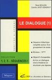 René Boujon et Camille Jayet-Gendrot - Le dialogue (1).